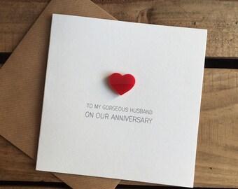 ANNIVERSARY/LOVE CARDS