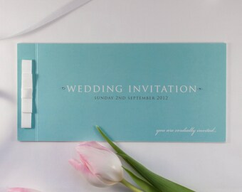 TALIA // Wedding Stationery // Invitation // Book