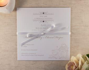 FLORENCE // Wedding Stationery // Invitation