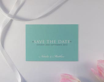 TALIA // Wedding Stationery // Save the Date