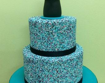Anime Fondant Cake Topper, 3D Edible Cake Topper, Anime Birthday, Anime Party, Edible Cake Topper, Cupcake Topper, Anime Cupcakes