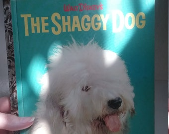 The Shaggy Dog | Little Golden Book, First Printing (1959)