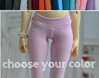 Basic tights for doll 1/4 slim msd minifee