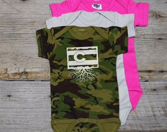 8fe11eda Colorado Flag Roots Bodysuit. $22.00. Favorite. Add to