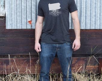 Men's Pennsylvania Roots Shirt