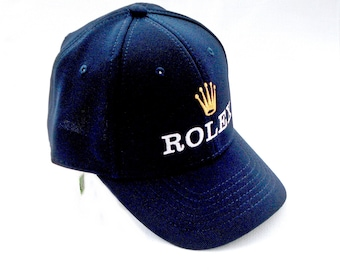 8f32c00c906 Cap ROLEX Unisex Adjustable Style Casual Sport Activities Golf Tennis Urban  Baseball Walk Polyester Cotton