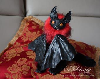 Poseable Netoper ooak art doll