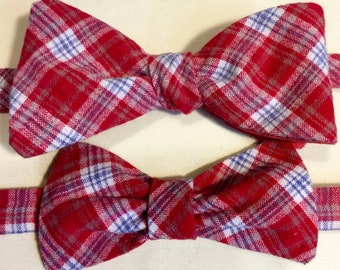 Father and Son  Bow Ties