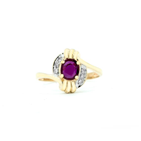 Ruby Ring, Thai Ruby Ring, Pigeon Red Ruby Ring,Di