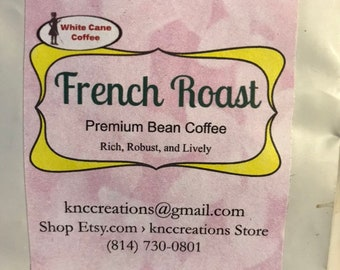 Coffee Whole Bean French Roast