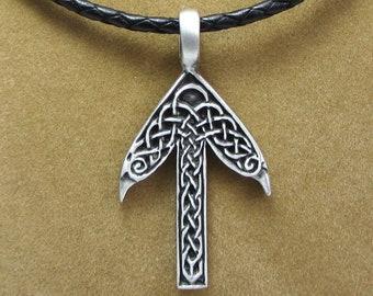 Celtic knot arrow   Etsy