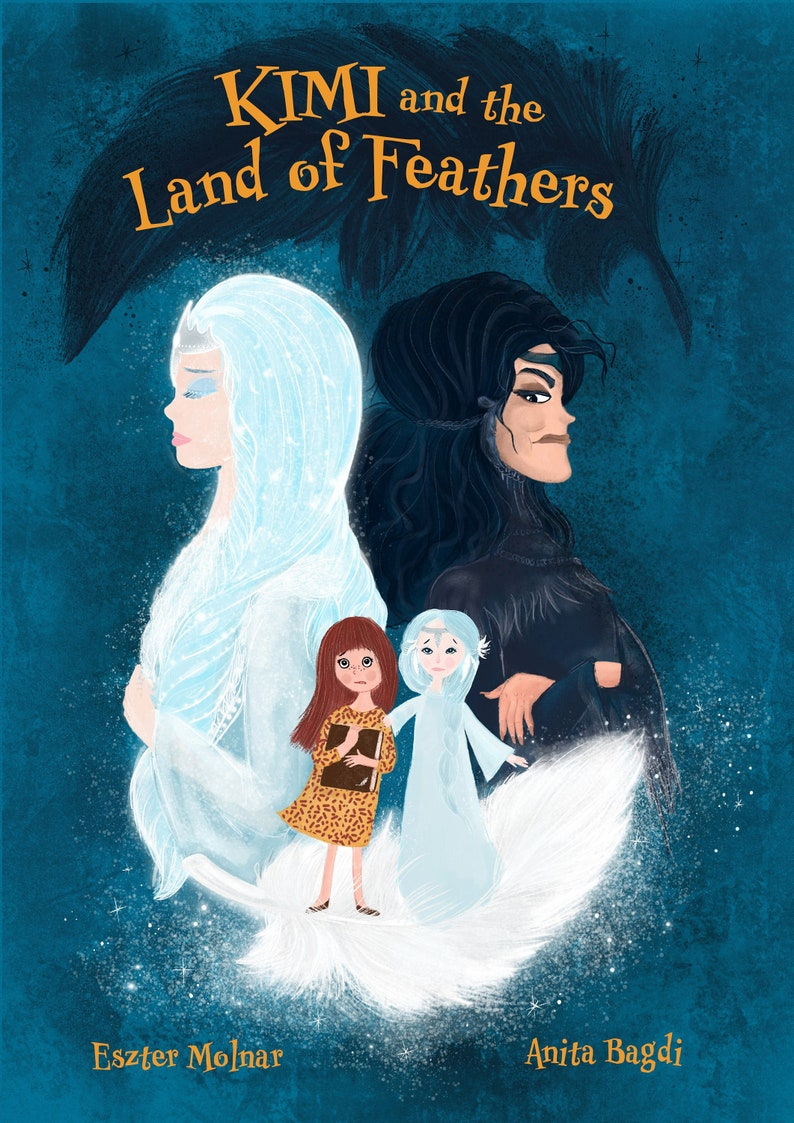 Kimi and the Land of Feathers image 0