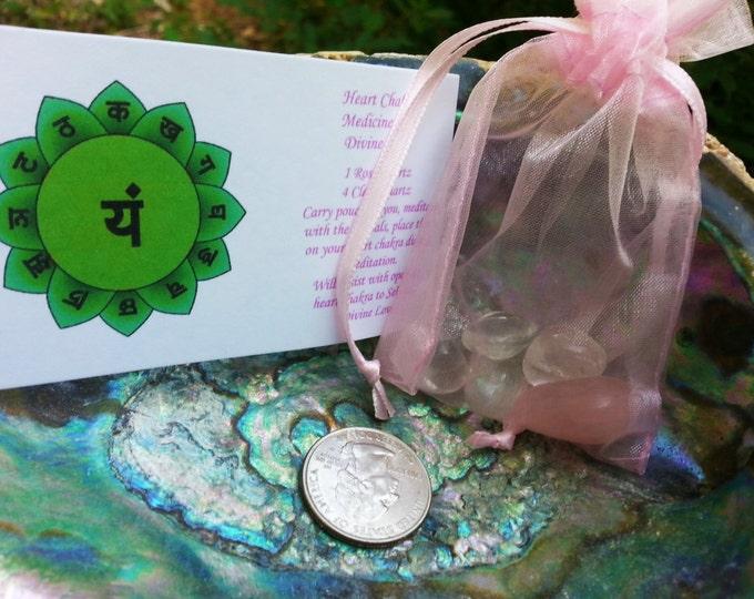 Heart Chakra Bag ~ Divine & Self Love