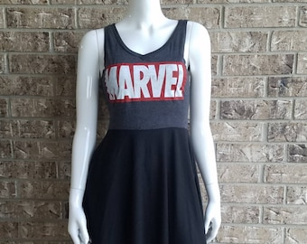 Marvel   Skater Dress with Pockets