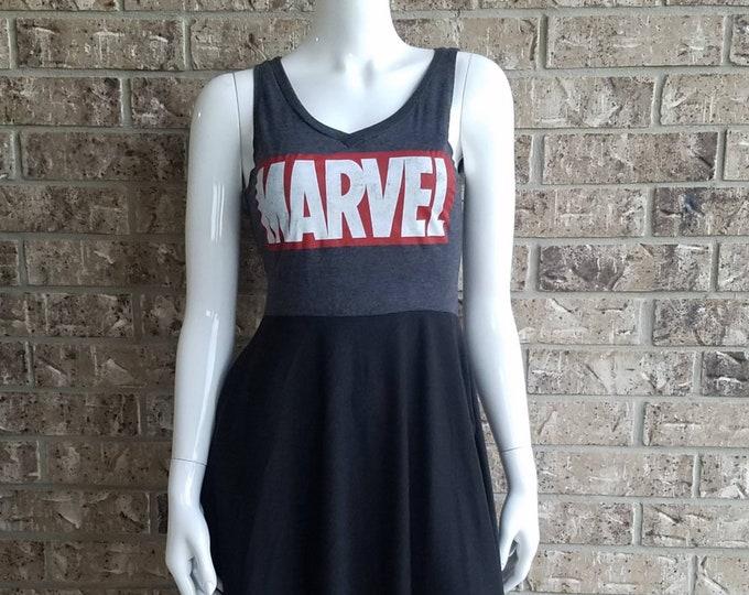 Marvel   Skater Dress with Pockets