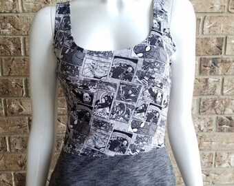Marvel Avengers Gray Lace Dress