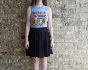 Masters of The Universe Skirt Dress with pockets