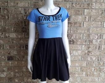 Star Trek USS Enterprise Dress with pockets