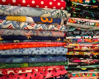 Fabric Scraps for Quilting Fabric for Face Masks