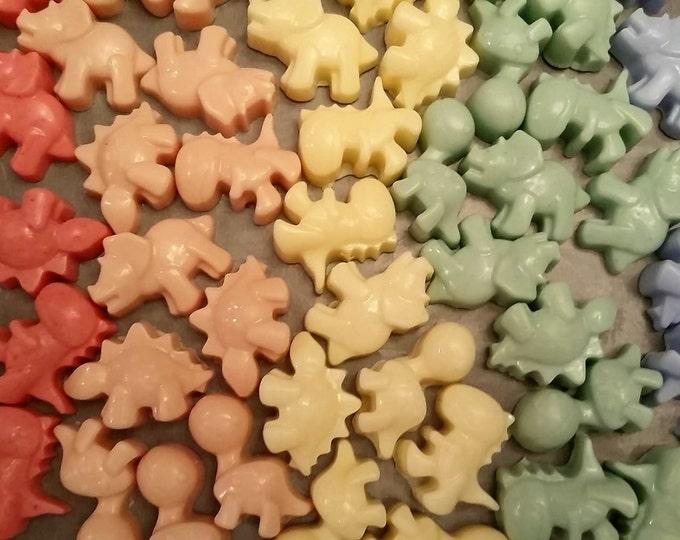 Dinosaur Soaps- 3 pack