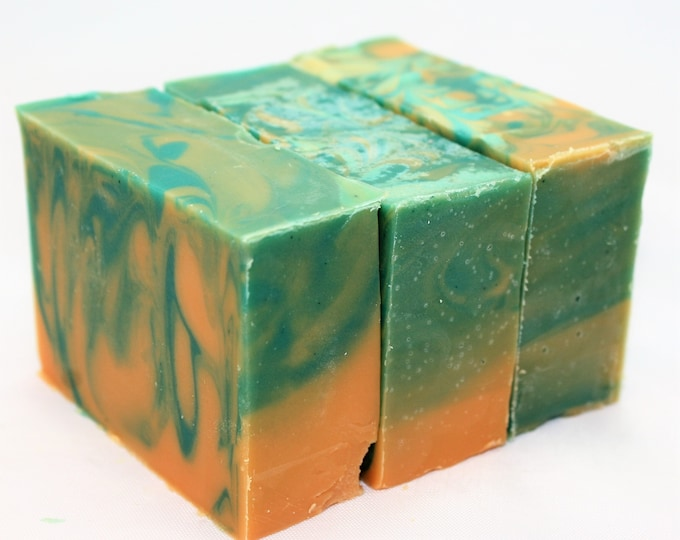Handmade Shea Butter Soap