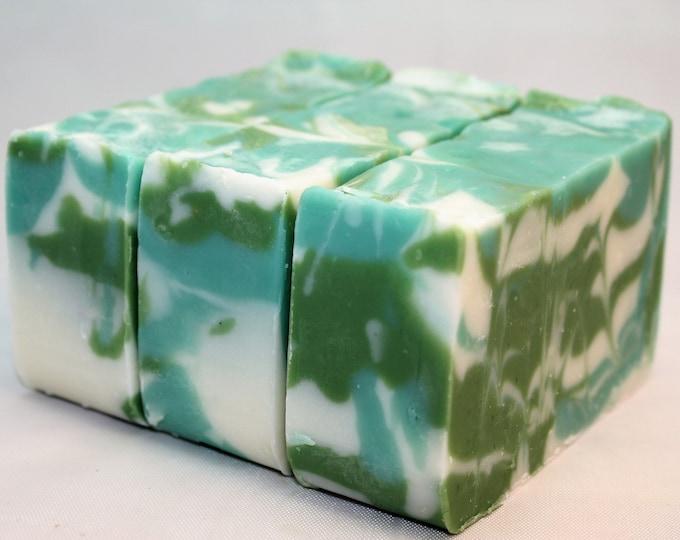 Handmade Aloe Vera Bar Soap