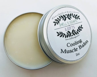 Cooling Muscle Balm
