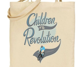 Children of the Revolution Tote Bag