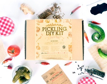 DIY Pickling Kit | Craft Gift Box