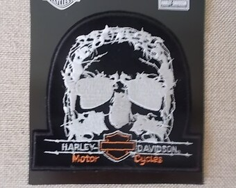 Shield~Biker Accessorie~Motorcycle~Jacket~Vest Patch~Nice~Gift ...