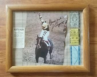 Collectibles Fast Deliver Vintage Metal Rodeo Barrel Racing Horse Silver Pen Set Western Racing Horses Decorative Collectibles