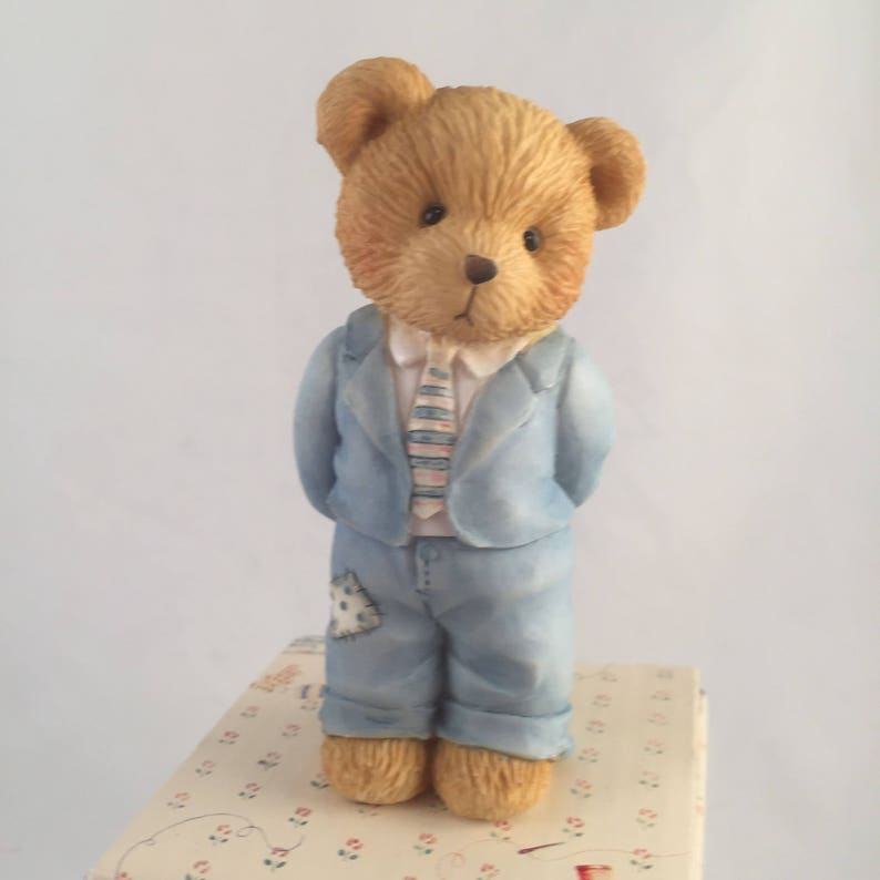 Teddys Cherished Teddies A Father Is The Bearer Of Strength Spielzeug
