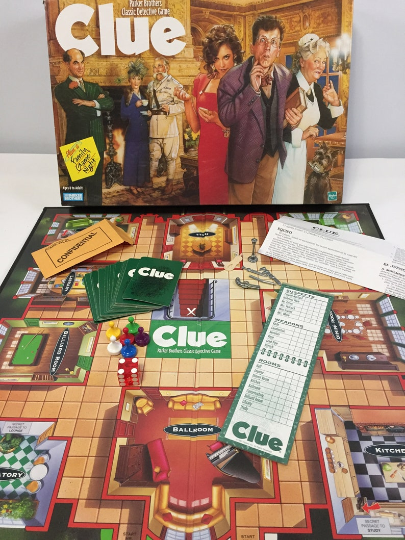 Image result for clue pictures