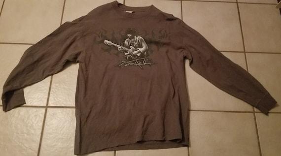 Jimi Hendrix Long Sleeve Men's T-shirt