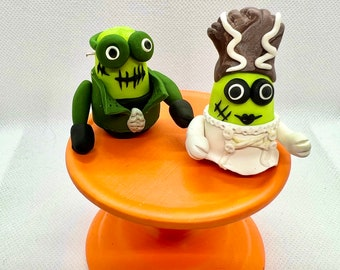 Frankenstein Minions Couple