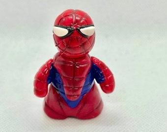 Miniature Spider-Man Sculpture