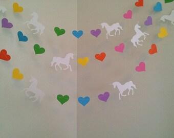 Unicorn Baby Shower Decorations Etsy
