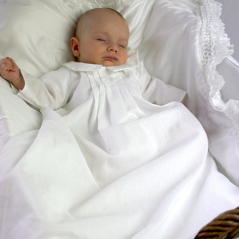 CHRISTENING GOWN PROVENCE image 0