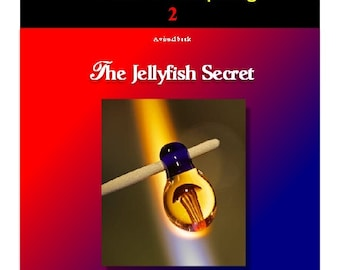 Step by step flamework e-Book - how to make amazing jellyfish pendants and tiny bottles.