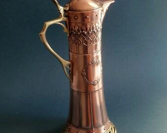 WMF art nouveau  decanter