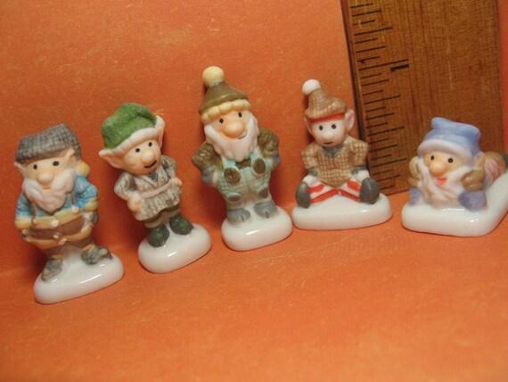 1a6f68e4901 Santa s Elves Winter Elf Gnome Dwarf Woodland Dwarves