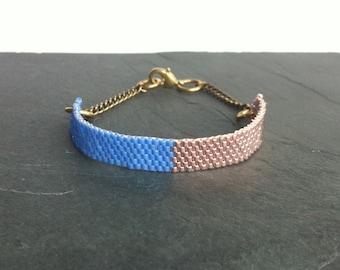 Colour Block Bracelet