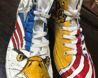 american eagle converse
