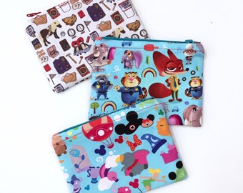 Coin Purse, Credit Card Pouch, Coin Pouch