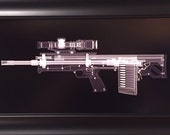 Kel Tec RFB rifle CAT scan pri...