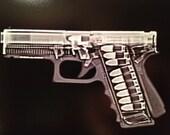 Glock G19  print - ready to fr...