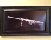 Barrett M82 Sniper rifle CAT s...