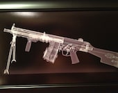HK 11K machine gun CAT scan  p...