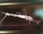 Jap Type 96 CAT scan gun print...