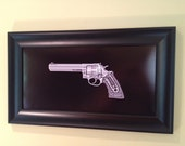 Ruger GP100 Revolver print  - ...
